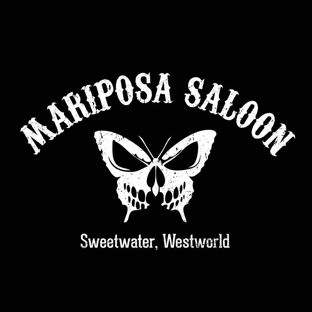 Mariposa Saloon And Bar - DonkeyTees