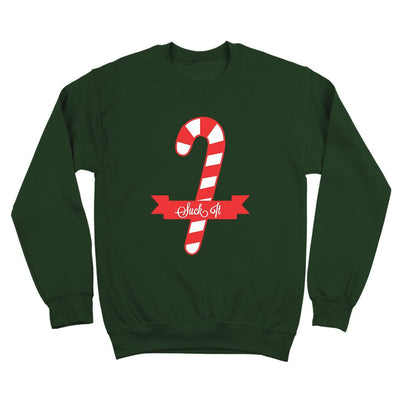 Suck It Candy Cane - DonkeyTees