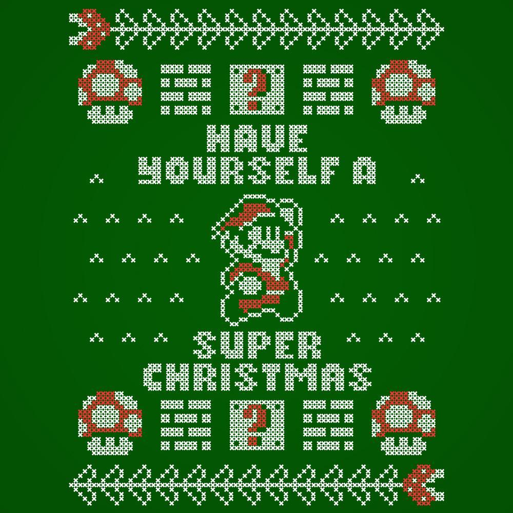 Super Merry Christmas Mario Bros
