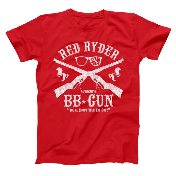 Red Ryder Bb Gun Men's T-Shirt
