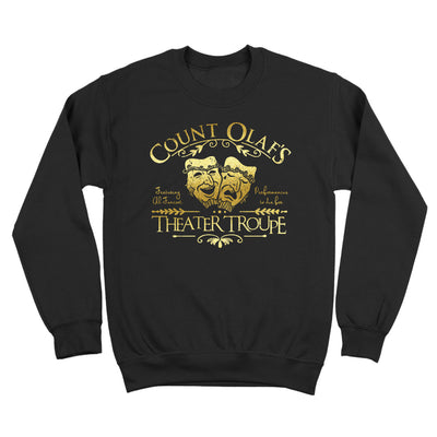 Count Olafs Theater Troupe - DonkeyTees