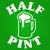 Half Pint- Irish
