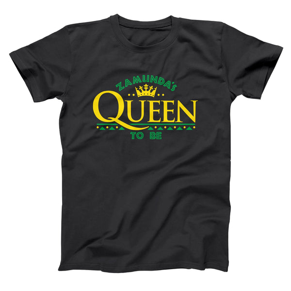 Queen To Be Of Zamunda Men's T-Shirt - Donkey Tees