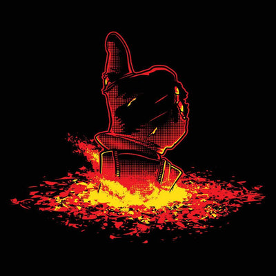 Thumbs Up Fire - DonkeyTees