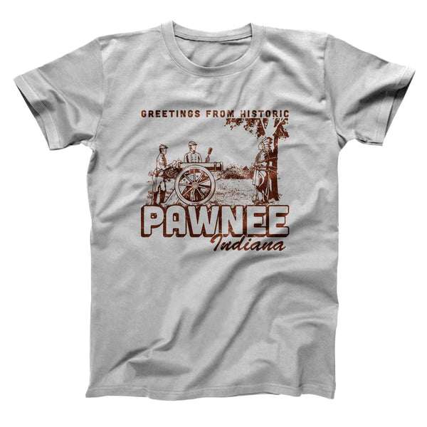 Greetings From Pawnee Men's T-Shirt