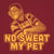 No Sweat My Pet Urkel - DonkeyTees