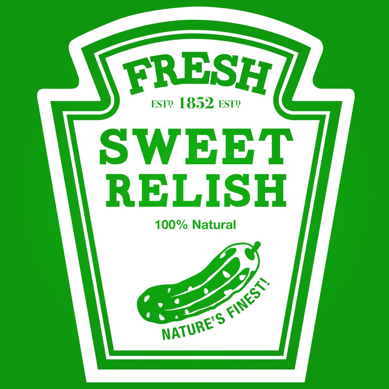 Relish Costume - DonkeyTees