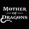 Mother Of Dragons New Mom - DonkeyTees