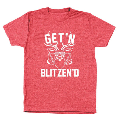 Getting Blitzened - DonkeyTees