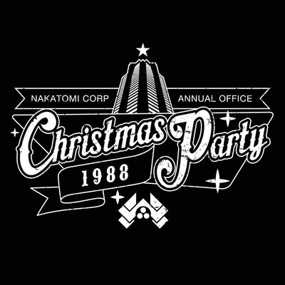 Nakatomi Christmas Party 1988 - DonkeyTees