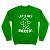Get Baked Gingerbread Man