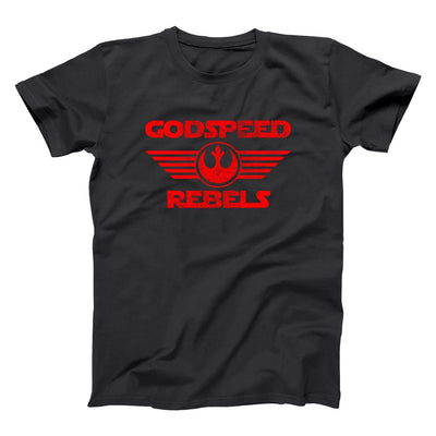 Godspeed Rebels - DonkeyTees
