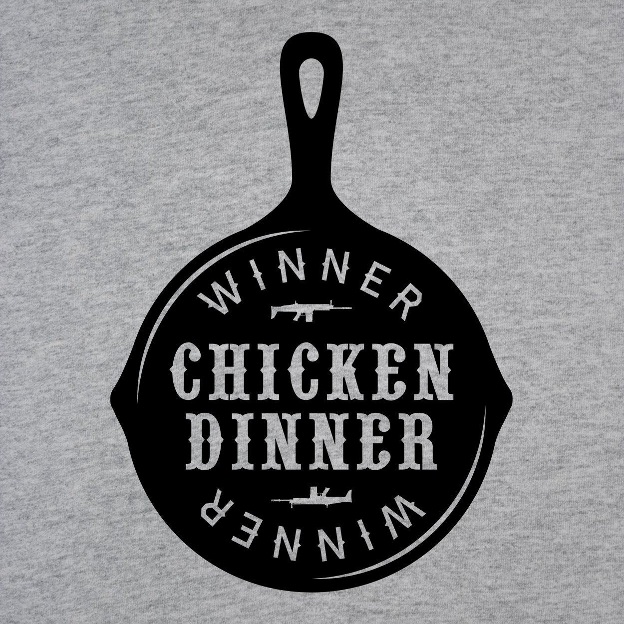 Battleground Chicken Dinner - DonkeyTees