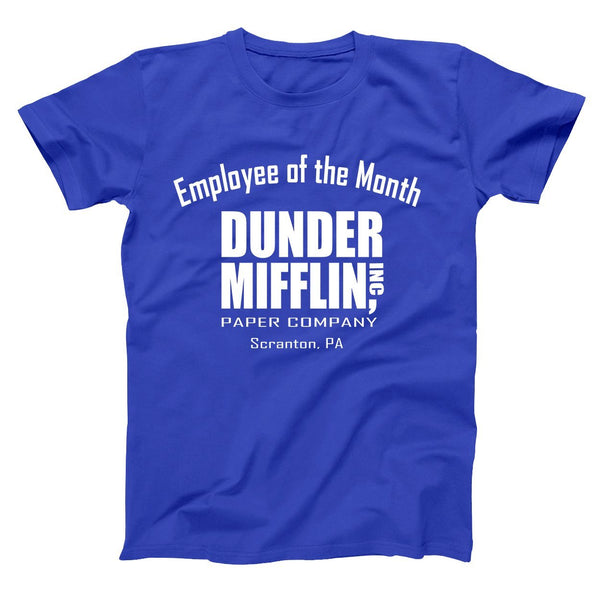 Dunder Mifflin Employee Of The Month Men's T-Shirt - Donkey Tees