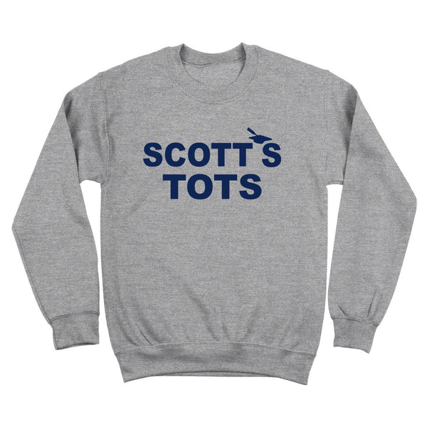 SCOTTS TOTS Crewneck Sweatshirt - DonkeyTees