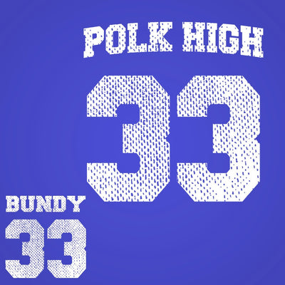 Polk High Al Bundy Jersey - DonkeyTees