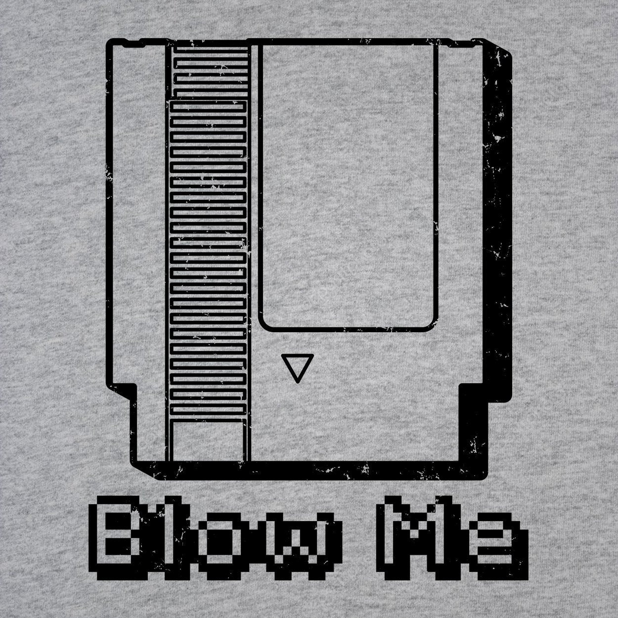 Blow Me Nes - DonkeyTees
