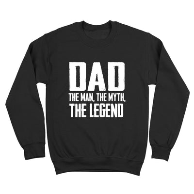 Dad The Man The Myth The Legend - DonkeyTees