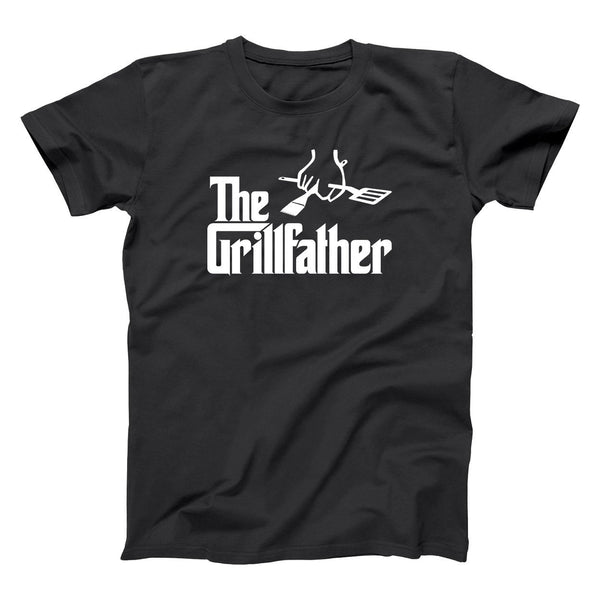The Grill Father Men's T-Shirt - Donkey Tees