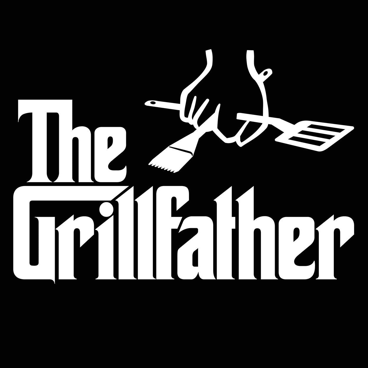 The Grill Father - DonkeyTees