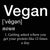 Vegan Defined By Protein