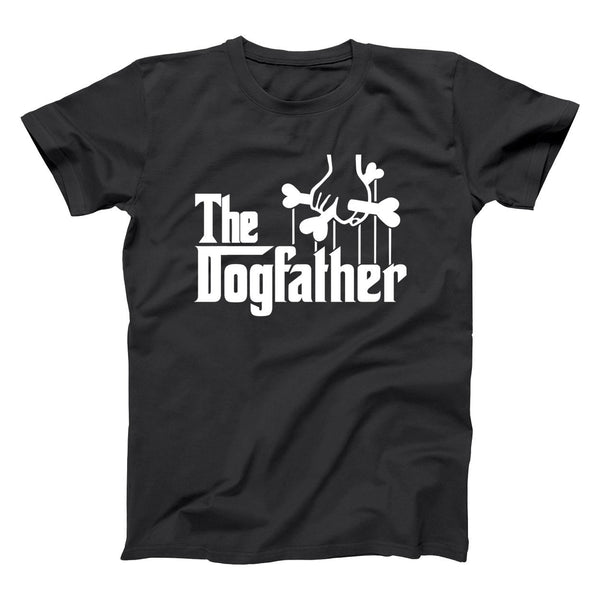The Dogfather Men's T-Shirt - Donkey Tees
