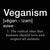 Veganism Definition - DonkeyTees
