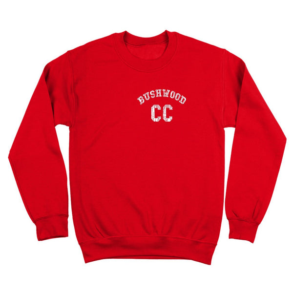 BUSHWOOD CC Golf Uniform Crewneck Sweatshirt - Donkey Tees