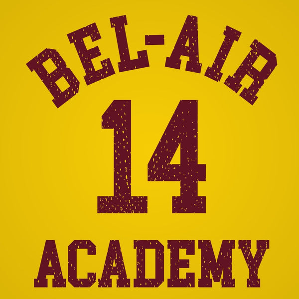 Bel-Air 14 Academy Basketball Men's T-Shirt - Donkey Tees