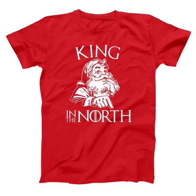 King In The North Santa Claus - DonkeyTees