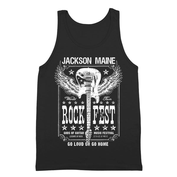 Jackson Maine World Tour Tank Top