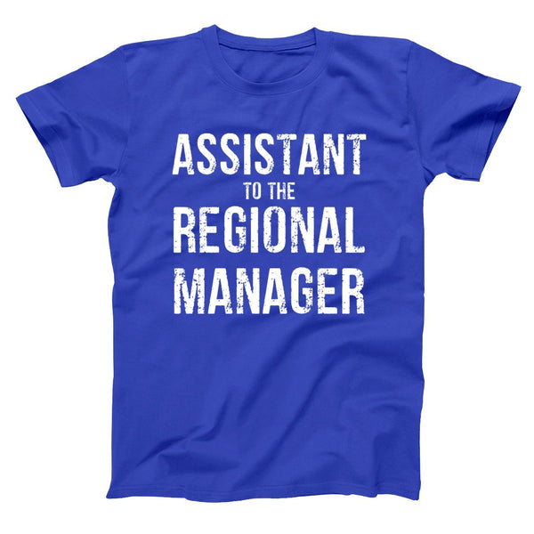 Assistant to the Regional Manager Men's T-Shirt