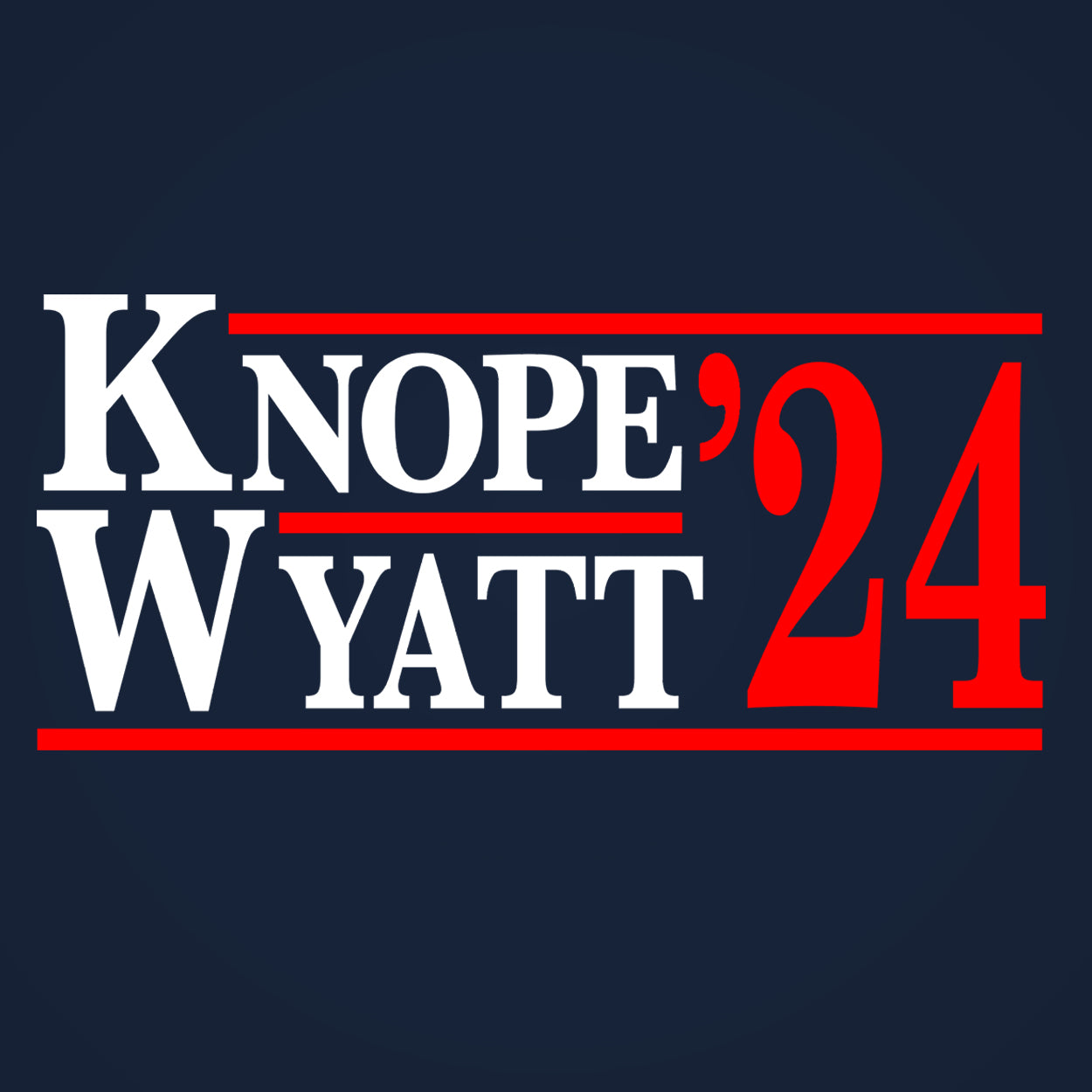 KNOPE WYATT 2020 Election - DonkeyTees