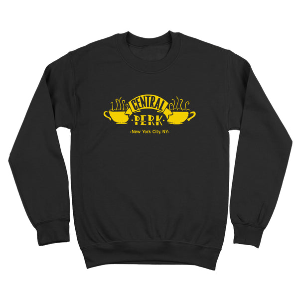 Central Perk Coffee Shop NYC Crewneck Sweatshirt