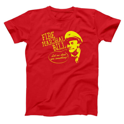 Fire Marshall Bill - DonkeyTees