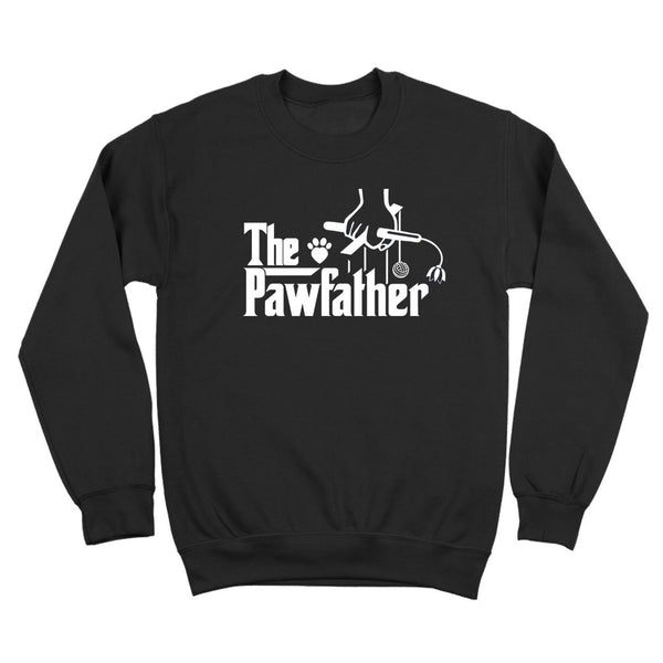 The PAWFATHER Crewneck Sweatshirt