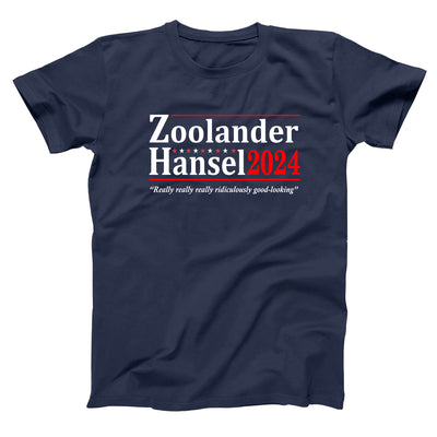 Zoolander Hansel 2024 Election