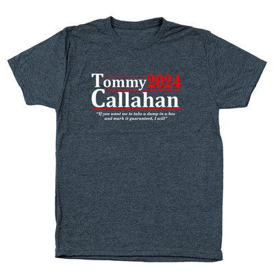 Tommy Callahan 2024 Election