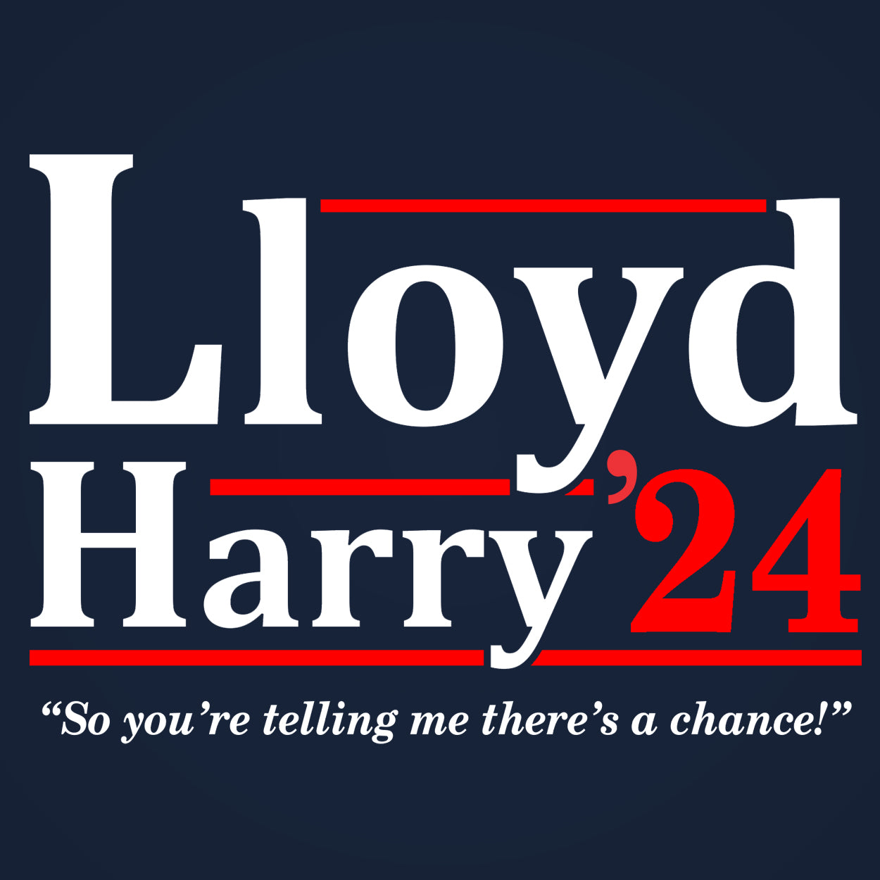 Lloyd and Harry 2020 Election - DonkeyTees