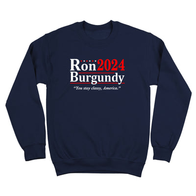 Ron Burgundy 2020 Election - DonkeyTees