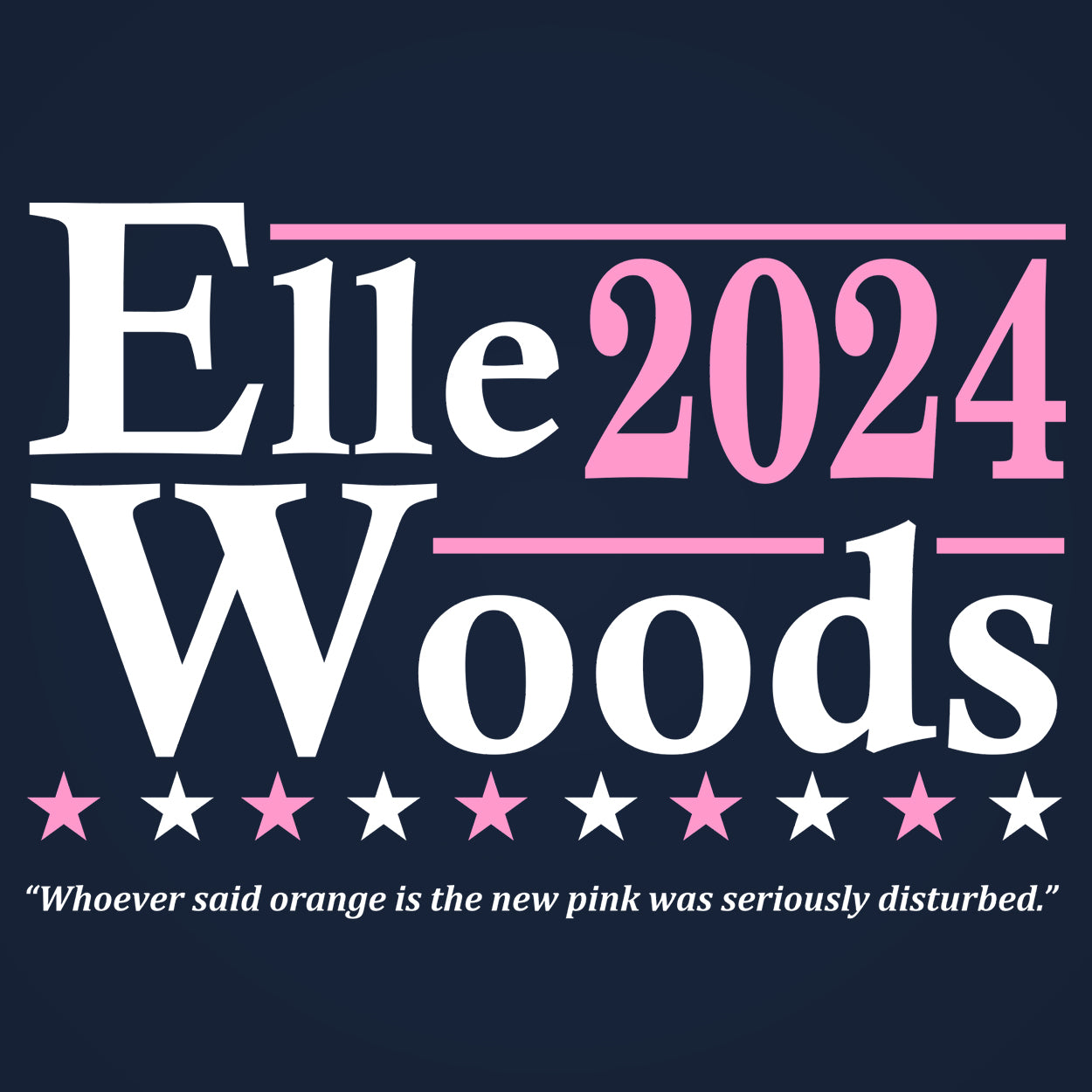 Elle Woods 2024 Election
