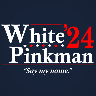 White Pinkman 2024 Election