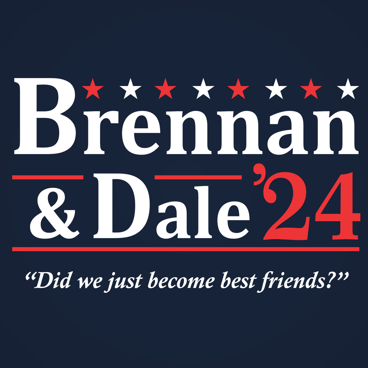 BRENNAN AND DALE 2020 Election - DonkeyTees