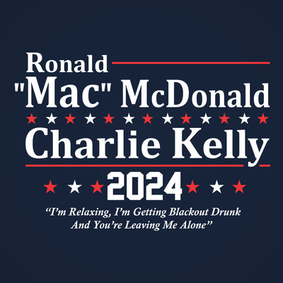 MAC AND CHARLIE 2020 Election - DonkeyTees