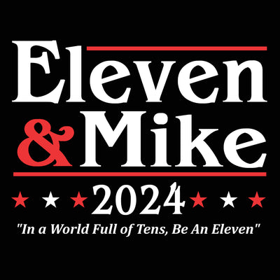 ELEVEN AND MIKE 2020 Election - DonkeyTees