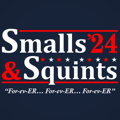 SMALLS SQUINTS 2020 ELECTION - DonkeyTees