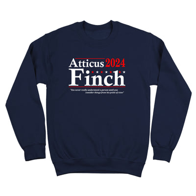 Atticus Finch 2020 Election - DonkeyTees