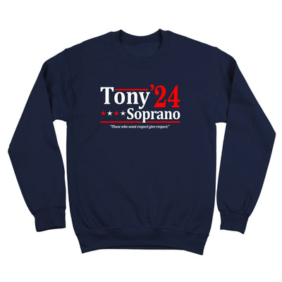 TONY SOPRANO 2020 ELECTION - DonkeyTees