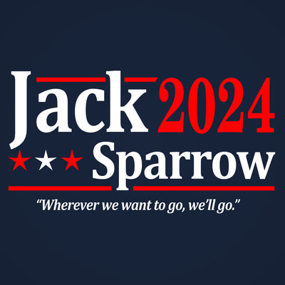 JACK SPARROW 2020 ELECTION - DonkeyTees