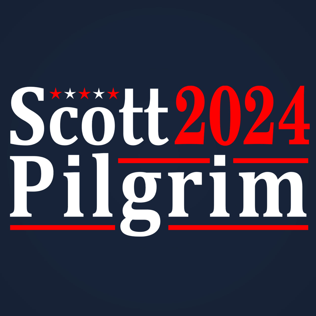 SCOTT PILGRIM 2024 ELECTION